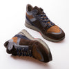 Gregory - Tobacco & Brown - Waxy Suede & Leather - BUB Leather Shoes