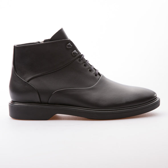Sebastian - Black - Calf Leather - BUB Leather Shoes