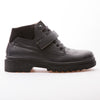 Berry - Black - Calf Leather - BUB Leather Shoes