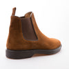 Lennon - Tobacco - Waxy Suede - BUB Leather Shoes