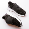 Brent - Black - Waxy Suede - BUB Leather Shoes