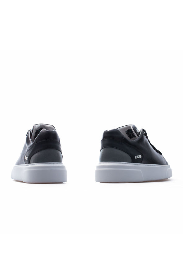 PURE BLACK - Low Top