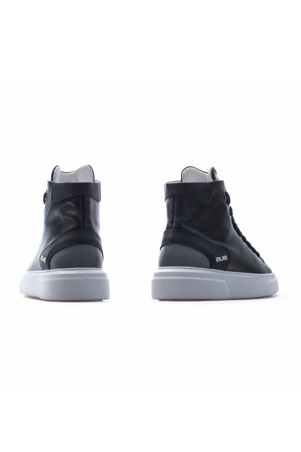 PURE BLACK - High Top