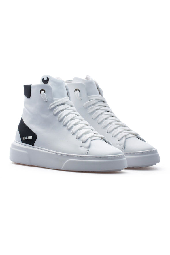 PURE WHITE - High Top