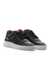 BUB Cray - Black Star - Calf Leather - Men's Sneakers - BUB Leather Shoes