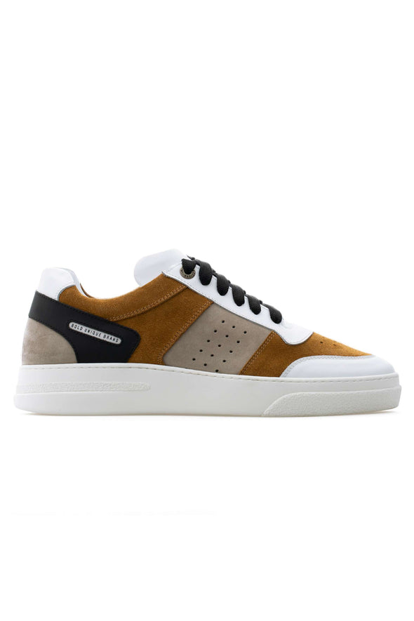 BUB Cray - Negroni - Suede & Nubuck & Calf Leather - Men's Sneakers