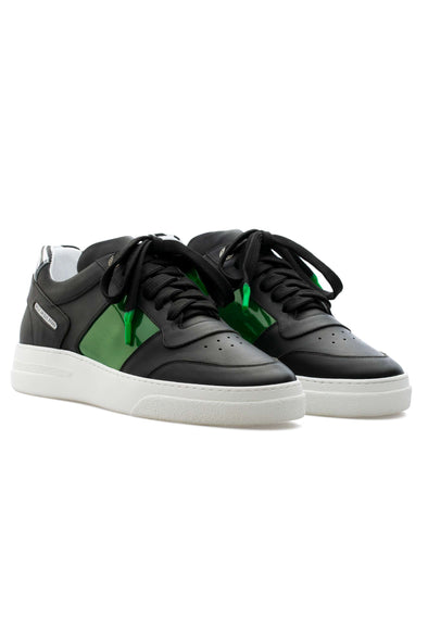 BUB Cray - Matrix - Calf Leather & PVC - Men's Sneakers