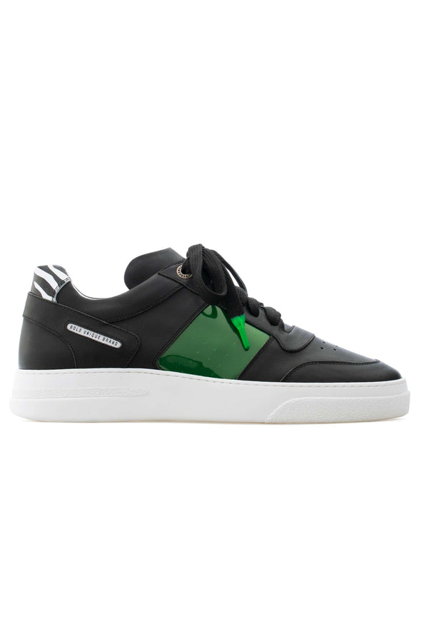 BUB Cray - Matrix - Calf Leather & PVC - Women's Sneakers
