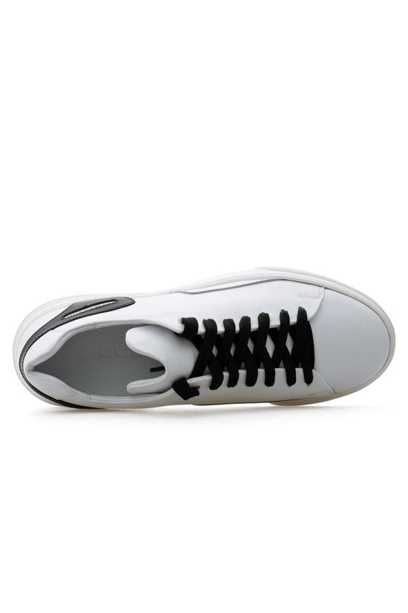 BUB Fleek - Panda - Calf Leather - Men's Sneakers