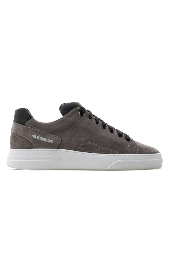BUB Fleek - Tartufo - Suede & Calf Leather - Women's Sneakers
