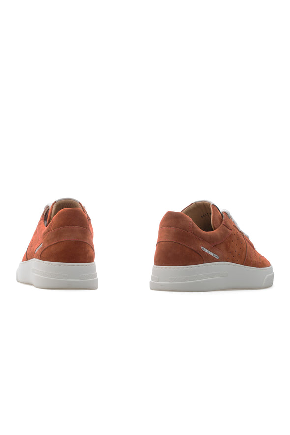 BUB Skywalker - Old Brick - Suede - Men's Sneakers - BUB Leather Shoes