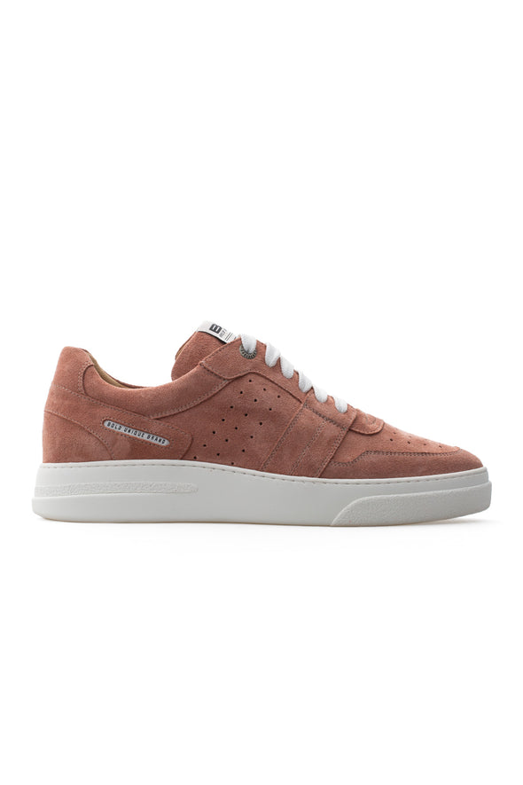 BUB Skywalker - Blush - Suede - Men's Sneakers - BUB Leather Shoes