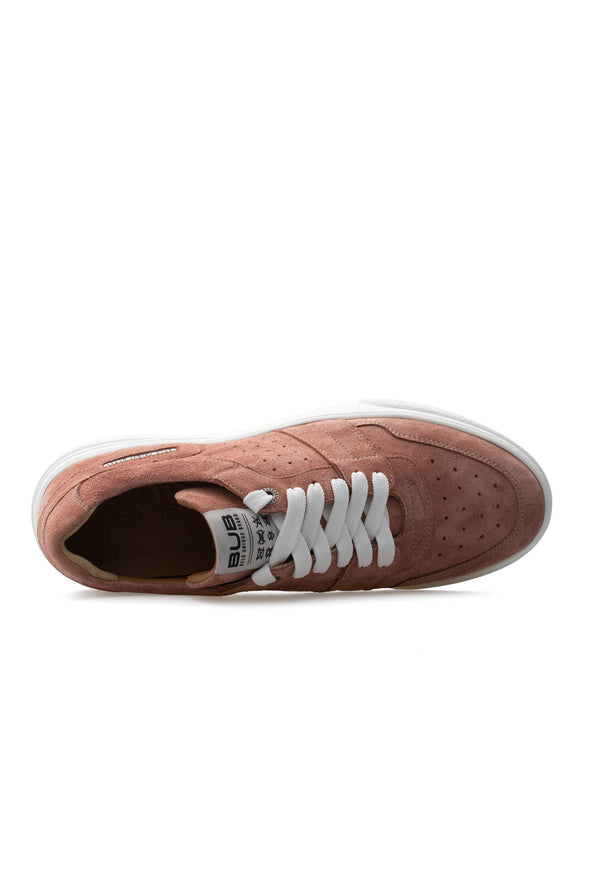 BUB Skywalker - Blush - Suede - Women's Sneakers