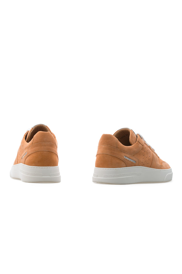 BUB Skywalker - Smoked Salmon - Suede - Men's Sneakers - BUB Leather Shoes