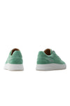BUB Skywalker - Retro Green - Suede - Men's Sneakers - BUB Leather Shoes