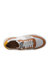 BUB Skywalker - Pina Colada - Nubuck & Calf Leather & Suede - Women's Sneakers