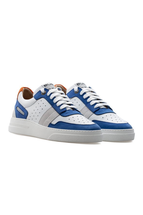 BUB Skywalker - Tropicana - Nubuck & Calf Leather & Suede - Men's Sneakers - BUB Leather Shoes