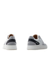 BUB Skywalker - Marble - Nubuck & Calf Leather - Men's Sneakers - BUB Leather Shoes