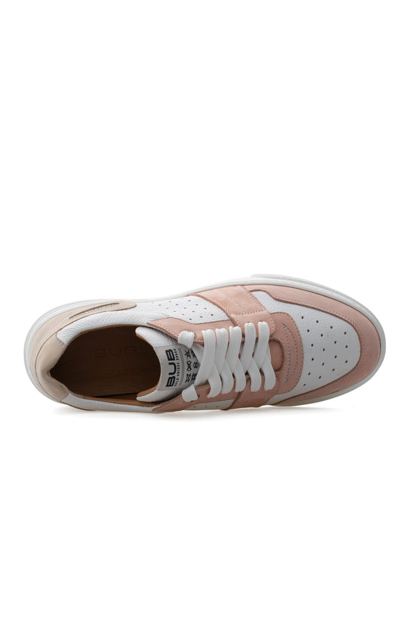 BUB Skywalker - Dreamer - Nubuck & Calf Leather - Women's Sneakers