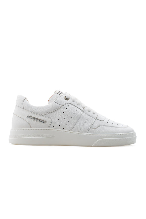 BUB Skywalker - Milky White - Floater Leather - Men's Sneakers - BUB Leather Shoes