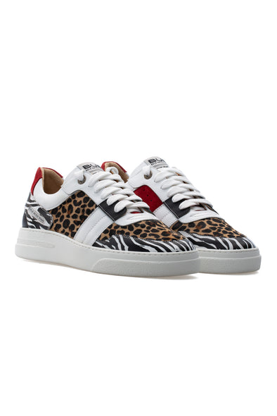 BUB Skywalker - Wild Leo - Calf Hair & Leather & Suede - Women's Sneakers