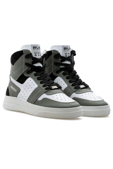 BUB Skywalker - Parlor Shade - Nubuck & Calf Leather - Women's Sneakers
