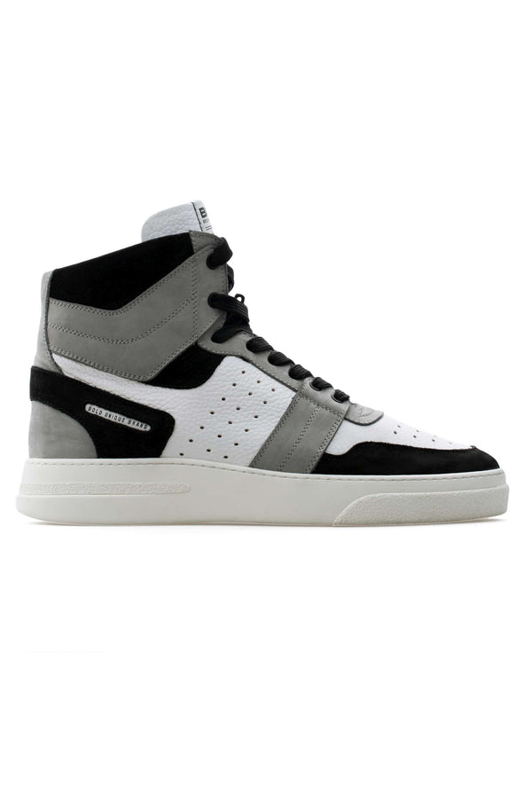 BUB Skywalker - Raku - Nubuck & Calf Grain Leather - Women's Sneakers