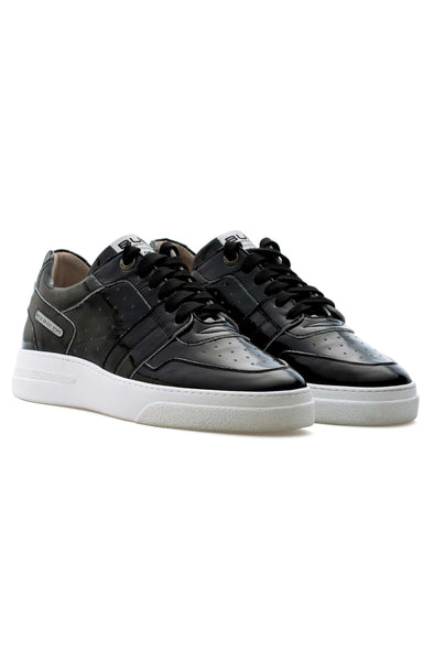 BUB Skywalker - Laquer Noire - Lack Leather - Men's Sneakers