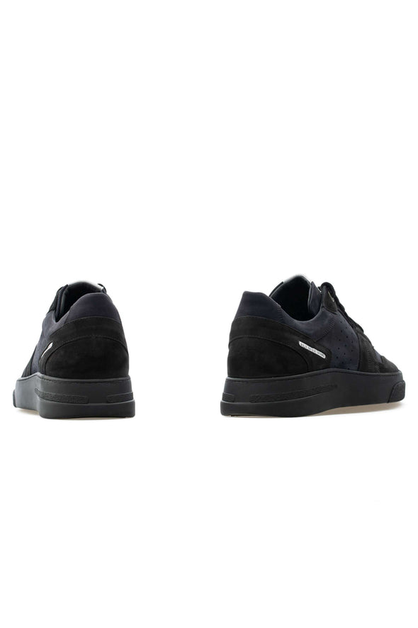 BUB Skywalker - Dark Allure - Nubuck - Men's Sneakers