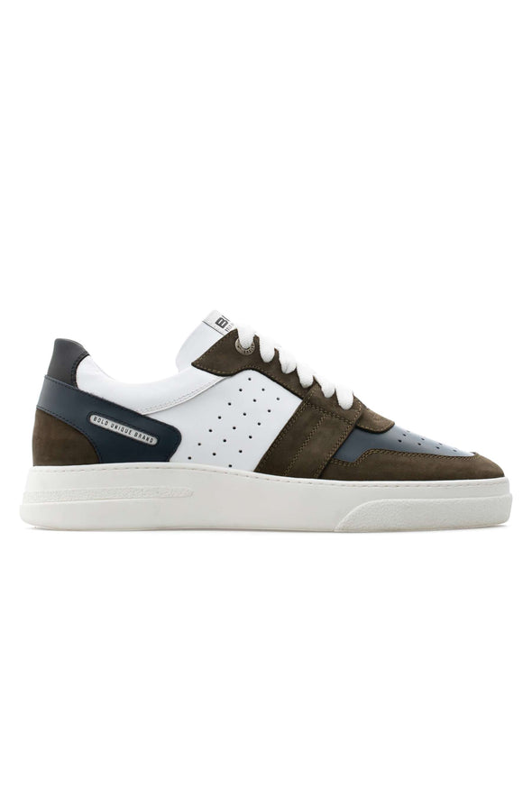 BUB Skywalker - Blueberry Bush - Nubuck & Calf Leather - Men's Sneakers