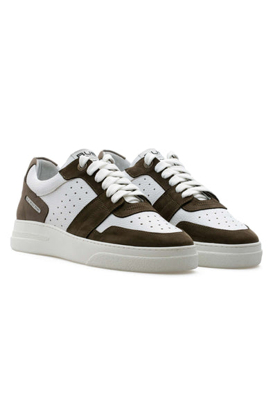 BUB Skywalker - Cortado - Nubuck & Calf Grain Leather - Women's Sneakers