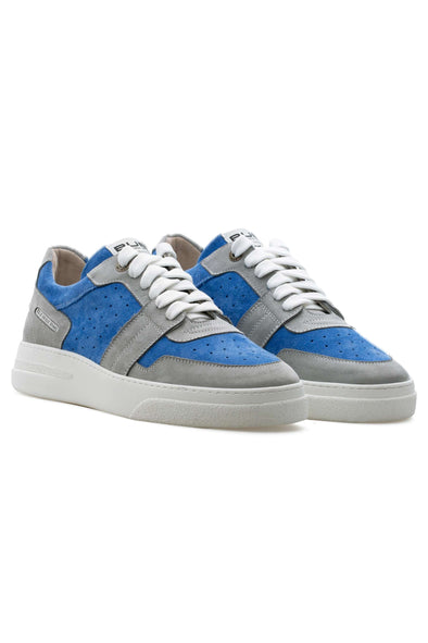 BUB Skywalker - Kyanite - Nubuck & Suede - Men's Sneakers