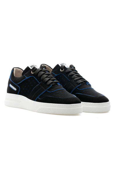 BUB Skywalker - Blue Led - Nubuck - Men's Sneakers