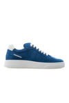 BUB Trill - Saks Blue - Suede - Men's Sneakers - BUB Leather Shoes