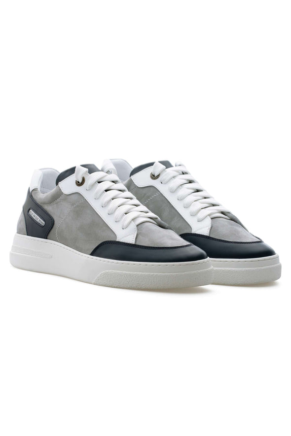 BUB Trill - Carrera - Calf Leather & Nubuck - Men's Sneakers