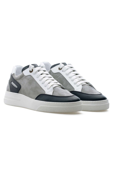 BUB Trill - Carrera - Calf Leather & Nubuck - Women's Sneakers