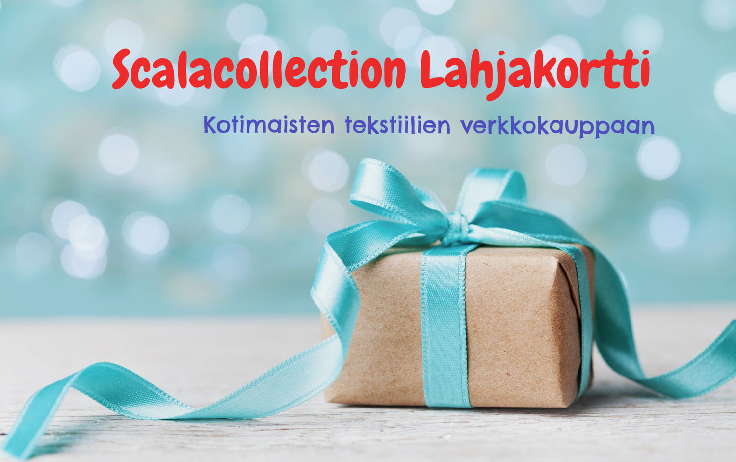 Scalacollection Lahjakortti