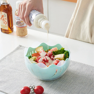 Salad Cutter Bowl - The Ultimate Kitchen Tool Of 2020