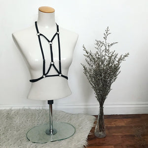 BRANDY Harness - Black