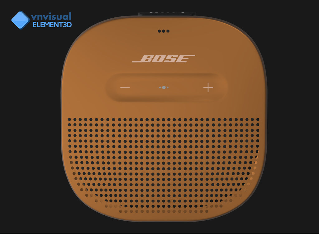 E3D - Bluetooth SoundLink Micro Bose