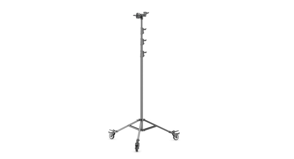 Stands - Wheels - Operating Poles Module Black
