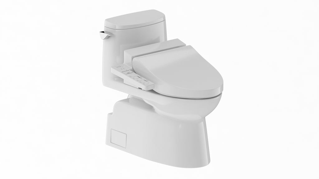 TOTO Carlyle C100 One-Piece Toilet