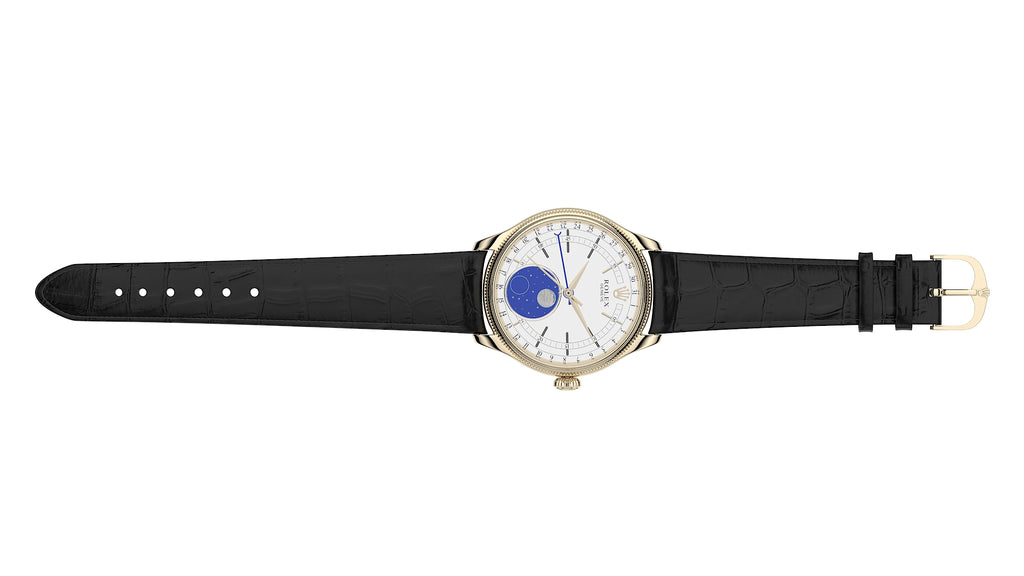 Rolex Cellini Moonphase Open