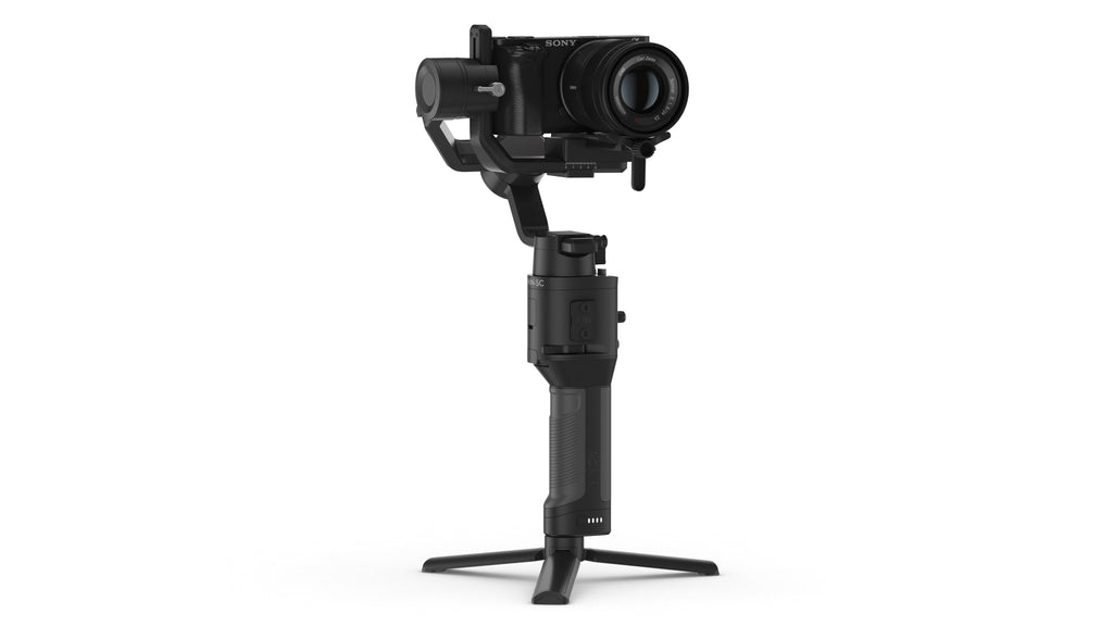 DJI Ronin-SC and Camera