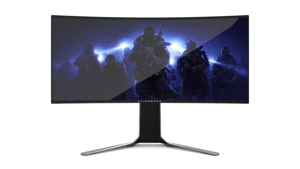 Dell Reveals Alienware 34 Curved Monitor
