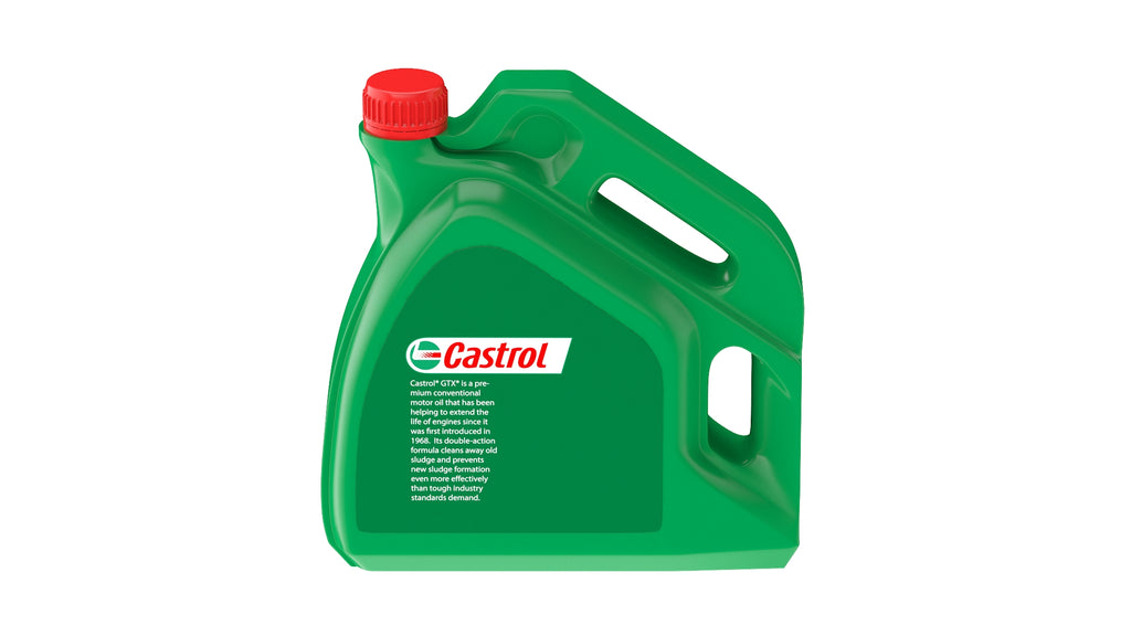 Castrol GTX Engine Oil 15W-40 A3B3 4L