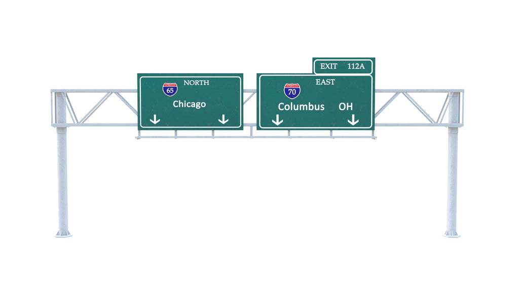 Highway Sign 01