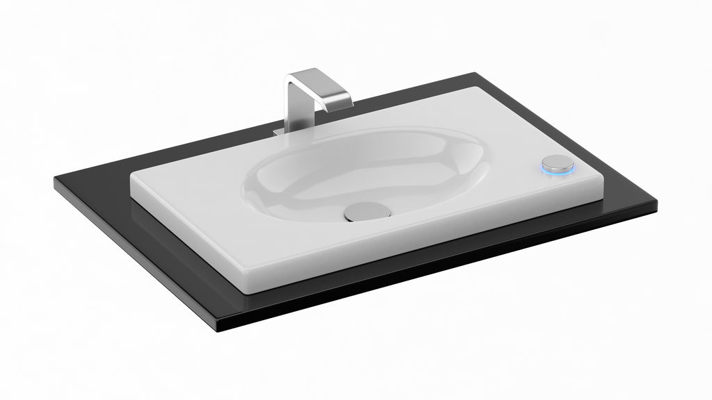 TOTO Neorest II Vessel Lavatory with LED Lighting