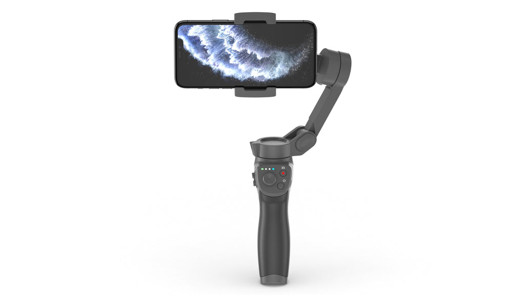 DJI Osmo Mobile 3 and Apple iPhone 11 Pro