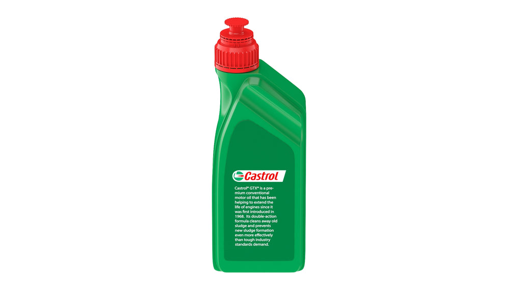 Castrol POWER 1 RACING 4T 10W-40 Four Stroke Motorcycle Engine Oil 1L